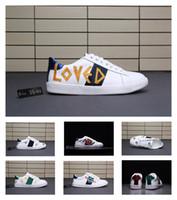 ingrosso giovane casual-gucci men shoes gucci women shoes ultime lambskin ricamato colore corrispondenza campus stile moda scarpe casual, scarpe da uomo progettista scarpe da uomo e da donna gucci sneakers mens gucci