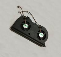 fan 12 v iğnesi toptan satış-Ücretsiz Kargo YENI HP ELITEONE 800 705 G1 Için soğutucu fan Soğutma fanı 8-wire 8-pin MF80201V1-C010-S9A DC 12 V 3.96 W toplap soğutma fanı