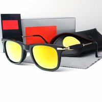 Wholesale mens glasses trends - 2018 Popular Women and Mens Sunglasses Fashion Glasses Trend Frame Designer Sunglasses UV400 Protection Sun glasses Quality AAAA++ 9 colors
