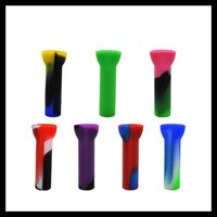 Wholesale silicone hose black for sale - Silicone Filter Tips Smoking Mouthtips Silicone Reusable Mouthpiece Hookah Mouth Tips Plastic Mouth Tips For Hookah Hose Shisha