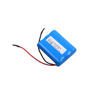 Wholesale protected lithium ion battery pcb for sale - Group buy 11 v mah li ion battery with PCB protected and wires ICR18650 S1P Li ion Battery Pack for medical equipment