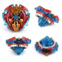 Wholesale suits teenager - Intelligence Assembled Alloy Blowout Competition Gyroscope Toys Teenagers Battle Detonating Gyro Funny Toy Suit New Arrival 6 86xd W