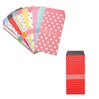 Wholesale Crafts Invitations - 5pcs (10Pcs Envelope Small Gift Craft Envelopes for Letter Invitations)
