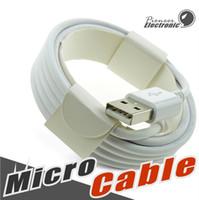 микро-качество оптовых-Высококачественное качество 1M 3Ft 2M 6FT 3M 9FT Телефонный кабель для Plus Micro USB зарядное устройство Тип кабеля C для Android Samsung S9 S8