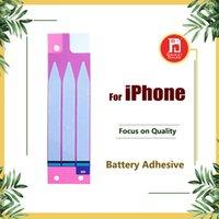 iphone klebeband großhandel-Batterie klebeband streifen aufkleber ersatzteile für iphone 4 4 s 5 5 s 5c 6 6 plus 6 s 6 s plus 7 7 PLUS