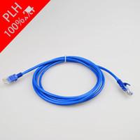 Wholesale Rj45 Networking - Ethernet Cable Cat7 Lan Cable UTP RJ 45 Network Cables rj45 Patch Cord 1m 2m 10m 15m 20m for Router Laptop Ethernet Cable