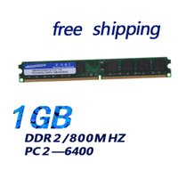 Wholesale Ddr2 1gb - 100% tested Desktop DDR2 1GB 800MHZ work for AMD motherboard and for ALL motherboard+ free shipping