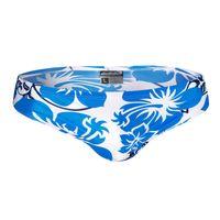 bolsa masculina sexy venda por atacado-Austinbem marca sexy men swimwear praia cintura baixa surf natação desgaste mens troncos de natação gay pênis bolsa de verão masculino swim briefs