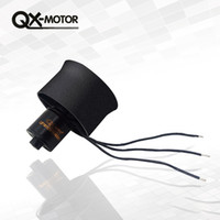QX-Motor 30mm 6 Blades Electronic Ducted Fan EDF QF1611 14000KV Brushless Motor For RC Airplanes DIY Drone Parts