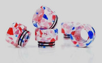 Wholesale wholesale items china - latest hot selling 810 drip tip resin vape mouthpiece tip for e cigarette smok tank tfv12 tfv8 cheap items china dhgate