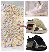 Wholesale long sneakers - 2018 Kith 15 XV Three Kings Lifestyle Performance Concrete Long Live the King Mens Basketball Shoes 15s Pink Griffey Trainers Sneakers 7-12
