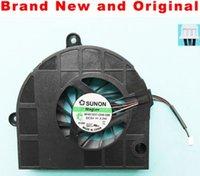 ventilador de refrigeração do acer laptop venda por atacado-Novo Ventilador do CPU para Acer Aspire 5742 5333 5733 5733Z 5742G 5742Z 5742ZG 5736 portátil CPU FAN COOLER MF60120V1-C040-G99