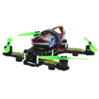 dört yollu motor parçaları toptan satış-Tarot TL130H1 RTF Mini FPV Yarış Drone Fırçasız Alien Denetleyici Motor ESC Ile 130 Quadcopter Karbon Fiber Çerçeve Pervane parçaları