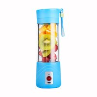 Wholesale home blenders for sale - Group buy Party KitchenOriginal USB Rechargeable Electric Fruit Juicer Cup Blender Fruit Vegetable Tools Home Garden Kitchen Tools