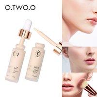 amorçage de base de blanchiment achat en gros de-O.TWO.O Base De Maquillage Base Liquide Base Apprêt Visage Contour Palette Concealer Blanchiment Éclaircir Nature Maquillage Cosmétiques