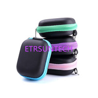 Wholesale roller door wholesales online - 6 Bottles Essential Oil Case Protects For ml Rollers Essential Oils Bag Travel Carry Storage Bags Organizer QW7627