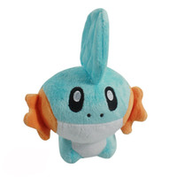Wholesale mudkip plush doll for sale - Group buy EMS Mudkip CM Plush Doll Stuffed Best Gift Soft Toy
