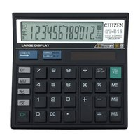 Wholesale Pocket Calculators - CT-512 Newest Arrival Office using Muti-function calculator Large keys computer 12 Digits calculator