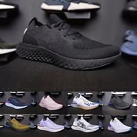 sports shoes 9ab67 d5f7f best mens casual sneakers 2019 - 2019 Meilleur Qualité Chaude Épique Réagir  Tricoter Air Chaussures Hommes