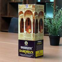 ingrosso grande fungo-F Darshan India Incenso Bastone Una grande scatola Include 12 piccole scatole Fungo naturale fatto a mano Aromaterapia Incenso 648 Regalo speciale