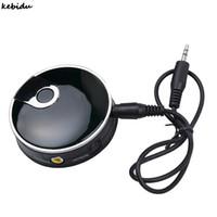 iphone wma großhandel-Kebidu Wireless Bluetooth Car Kit MP3-Player Transmitter Freisprecheinrichtung Audio Player WMA WAV 3,5 mm Klinke für iPhone Android