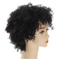 Lockige haare kurz oder lang