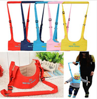 Wholesale harness carry toddler for sale - Baby Toddler Walk Toddler Safety Harness Assistant Walk Learning Walking Baby Walk Assistant Belt Carry Leashes KKA5664