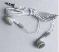 зазор телефона оптовых-100% Новый стерео наушники для MP3 MP4 PSP телефон наушники горячей распродажа Бесплатная доставка