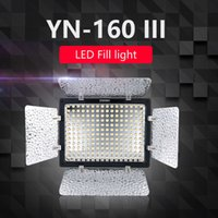 Wholesale camera leds for sale - Group buy YN III LEDs Video Studio Photography Light Lamp Adjustable Color for Canon Nikon Sony DSLR Camera