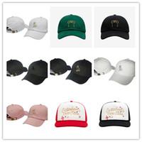 Wholesale Multi Leaf Springs - Good Selling leaf snapback hats baseball caps for menwomen brand cap sports hip hop hat ovo bones gorras cheap Casquette