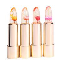 Wholesale kailijumei moisturizer lipsticks for sale - Group buy New Kailijumei Magic Color Temperature Change Moisturizer Bright Surplus Lipstick Lips Care Colors