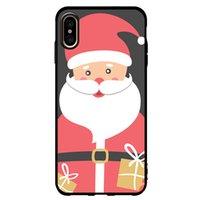 ingrosso diy uv-Custodia morbida di design 50pcs fai-da-te per Natale per Samsung s8 s9 Note 9 Stampa con guscio posteriore UV per iPhone Xs Max Xr Xs