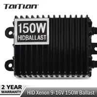 Wholesale hid xenon 55w kit h11 - Taitian 1pcs 150W 100W 35W Replacement D1S D3S HID Xenon lamp ballast headlight kit 55w 12V H1 H3 H4 H7 H11 9005 9006 6000K