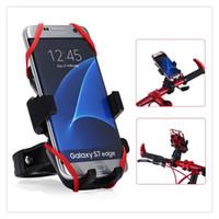 benutze telefon gps großhandel-Universal Motorrad Fahrrad einfach zu Telefonhalter Bike Lenker Mount GPS Halterung im Freien heißen Verkauf