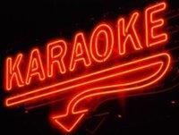 gafas abiertas al por mayor-24 * 20 pulgadas Karaoke Open Glass Neon Sign Flex Cuerda Neon Light Interior / Exterior Decoración RGB Voltaje 110V-240V