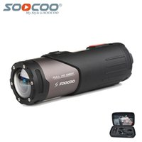 Wholesale soocoo for sale - Original SOOCOO Action Camera S20WS Full HD P Wifi Waterproof M Bicycle Cycling Helmet DV Outdoor Sport Camera
