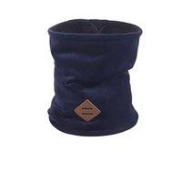 cachecol de capim de inverno venda por atacado-Amantes Inverno Quente Knit Cowl Neck Scarf Shawl Anel acessórios de inverno para as mulheres 2018 Venda Quente lenços