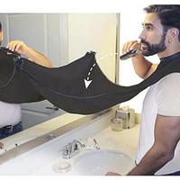 saç kuaför başı toptan satış-Baş Kuaförlük Cape Saç Kesme Pelerin Profesyonel Salon Cape Man Su Geçirmez Çiçek Bez Temizlik Korumaları Banyo Önlüğü