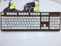 ingrosso coloranti animali-108 Keys PBT Dye Sublimazione Magic Animal Keycaps Top stampato Tastiera meccanica Key Cap Profilo Cherry