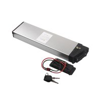 13S3P 18650 10Ah 48v lithium ion battery with top 18650 NCR18650BD inside for 350W foldable electric bicycle
