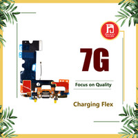 Wholesale Ports Cable - Charging Port Flex For iPhone 7 4.7 inch Charger Data USB Dock Connector with Headphone Audio Jack Mic Antenna Antena wifi Cable