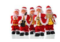 puppen für männer großhandel-2019 Kostenloser versand Großhandel Schlag saxophon Weihnachten musik alter mann elektrische schritt weihnachtsschmuck puppe kinder spielzeug