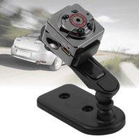 Wholesale Usb Infrared Sensor - SQ8 Mini Camera Recorder HD Motion Sensor Micro USB Full HD 1080P DV DVR Infrared Night Vision Camera