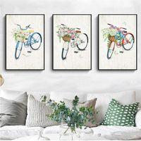 gemälde für hotelzimmer großhandel-Handgemachte Leinwand Ölgemälde Einfache Künstlerische Rechteck Wandbilder Für Hotel Home Wohnzimmer Decor Rahmenlose Gemälde 35hb3 BB