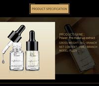 Wholesale essence makeup for sale - 2018 Newest Pudaier Pre makeup extract Primer Essence k Gold Face Gold Oil Moisturizer Essence Long lasting Moisturizin Makeup