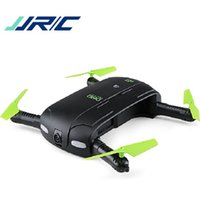 Wholesale wifi control helicopter toy resale online - JJRC DHD D5 RC Drone Foldable Pocket Drone with Camera BNF WiFi FPV Selfie Phone Control Helicopter Mini Quadcopter Toys