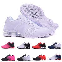 Wholesale current shipping - 2018 Classic Deliver 809 Men Running Shoes Cheaper Sneakers white black Pink Current Quality Women Sport Sneakers Dorp Shipping size 40-46