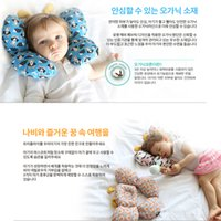 Wholesale migraine pillow resale online - Baby pillow newborn children baby Shaped pillow Child primary Anti migraine memory cotton months