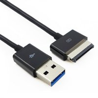 asus transformatörü şarj kablosu toptan satış-Üstün Kalite USB3.0 40pin Şarj kablosu Asus Eee Pad Transformer TF101 Tablet Mar03 Veri Kablosu