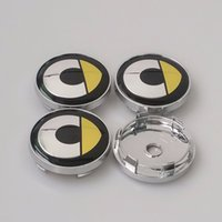 Wholesale wheel centre caps hub covers for sale - Group buy W205 mm Car Emblem Badge Wheel Hub Caps Centre Cover SMART Fortwo Forfour Roadster Forjeremy Forspeed Forstars For us